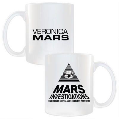 Veronica Mars Investigations Logo Mug Things I Love Pinterest