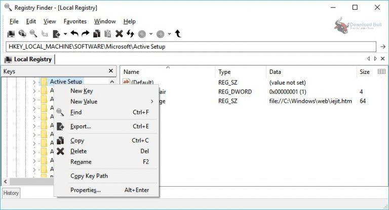 Portable Registry Finder 2 35 Free Download For Window Windows