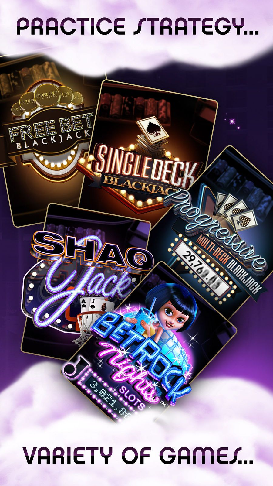 myVEGAS Blackjack 鈥?20Casino EntertainmentCardappsios