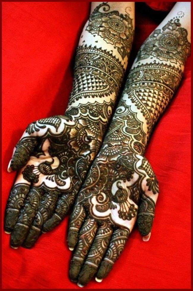 Stylish And Simple Mehndi Designs For Teenage Girls ...