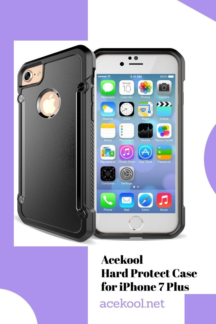 Acekool PC TPU Hard Protect Case for iPhone 7 Plus Buy
