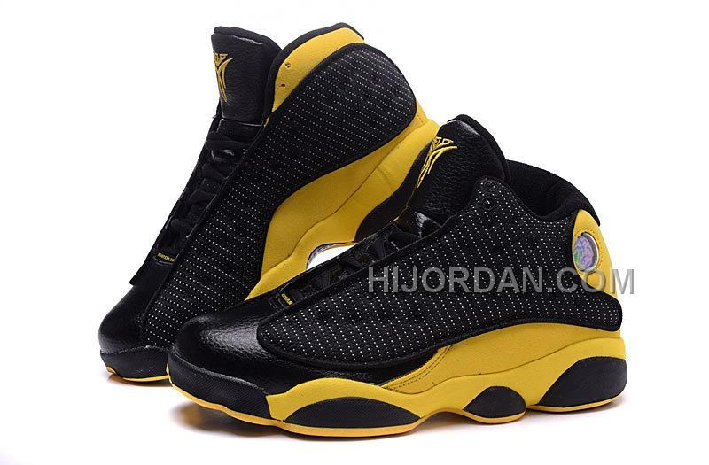 buy online 4b84a 78190 Discover ideas about Carmelo Anthony Nuggets. March 2019. Buy Air Jordan 13  Melo Carmelo Anthony Nuggets Away PE Black Yellow ...