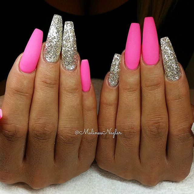 Pin by brittanie on nails pinterest coffin nails natural coffin nails stiletto nails acrylic nails designs nail art nails design birthday nails cute nails pretty nails perfect nails prinsesfo Gallery