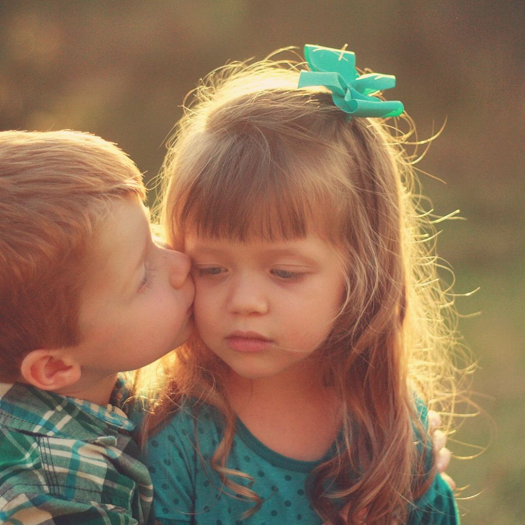 child love - little boy kissing a girl | cute | pinterest | kiss and