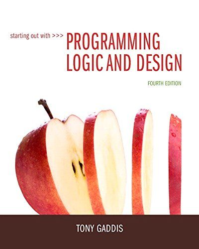 Starting out with programming logic and design 4th edition pdf starting out with programming logic and design 4th edition pdf download e book fandeluxe Image collections