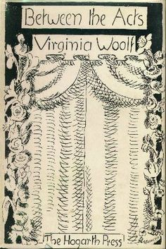 Jacket Of First Edition Published By The Hogarth Press Designed By Vanessa Bell Virginia Woolf Vanessa Bell Virginia