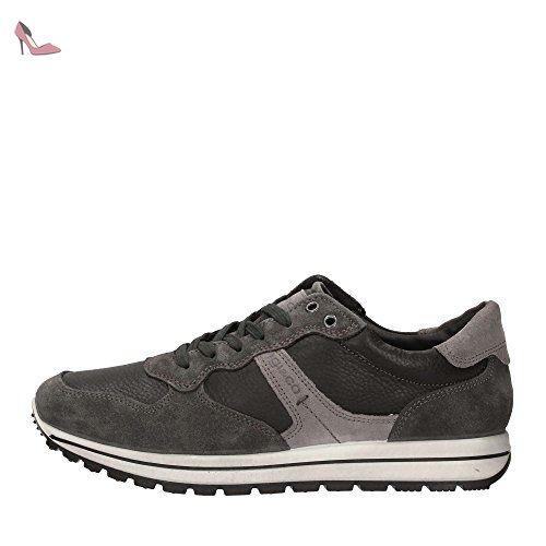 IGI&CO 67240/00 Sneakers Homme Gris foncé 39 - Chaussures igico (*Partner-