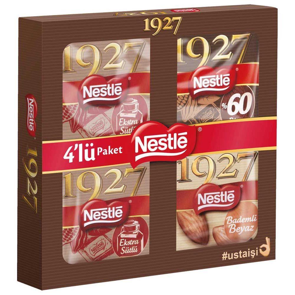 شکلات نستله سری 1927 مقدار 260 گرم Cereal Pops Pops Cereal Box Food