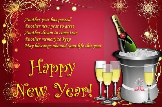 Happy new year 2018 pics new year image 2018 pinterest explore new year greeting messages and more m4hsunfo