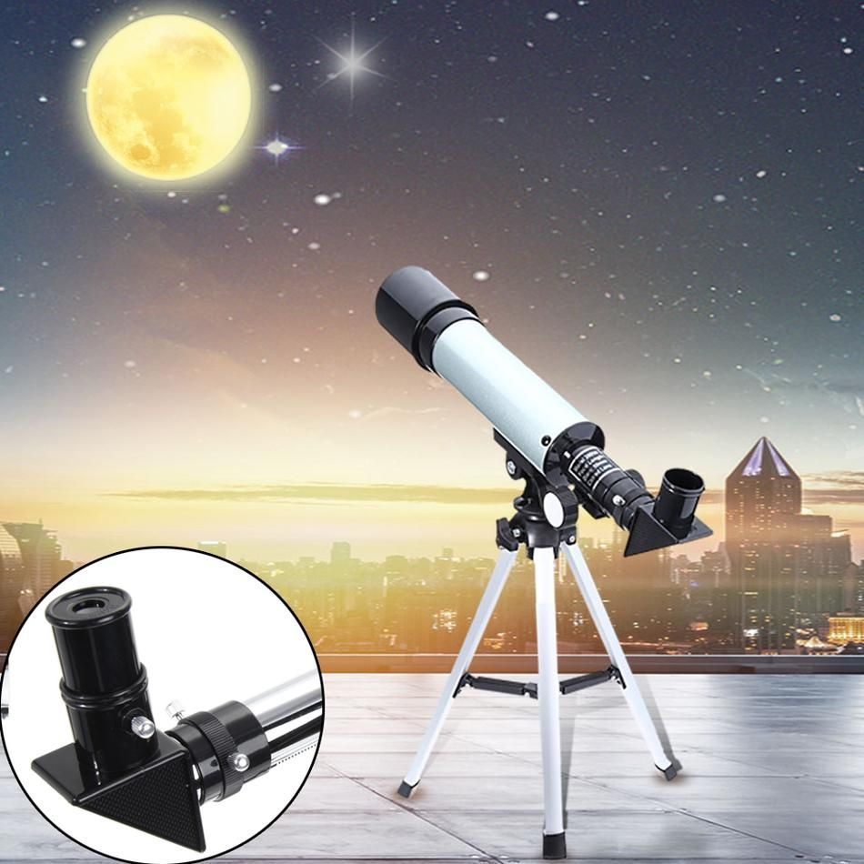 8a0503e087f 90X High Power F36050mm Refractor Monocular Astronomical Telescope for Kids  with Portable Tripod Monocular Telescope