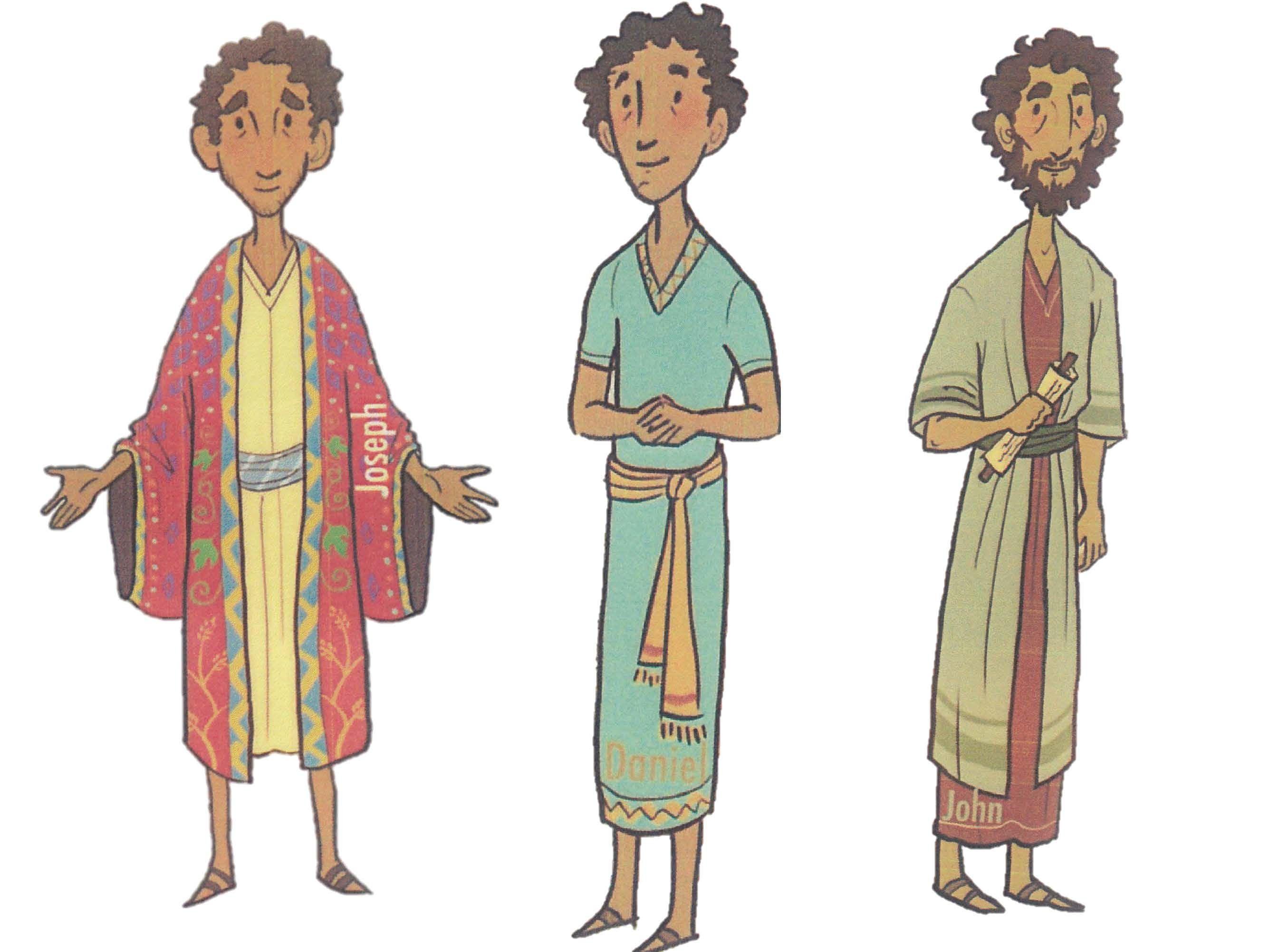Personajes Biblia 5   Personajes de la Biblia   Biblia ...