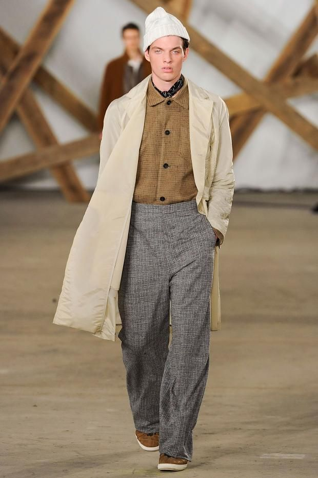Billy Reid Autumn (Fall) / Winter 2016 men's