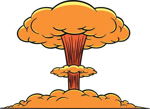 Mushroom Cloud Vector Id177050190 484 353 Pixels Mushroom Cloud Art Cloud Illustration
