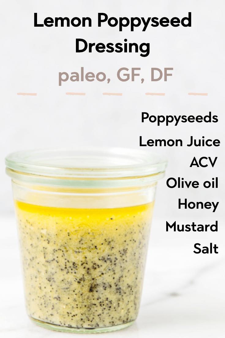 6 Staple Summer Salad Dressings You Ll Actually Love Kroll S Korner Recipe Lemon Poppyseed Summer Salads Lemon Vinagrette Dressing [ 1103 x 735 Pixel ]