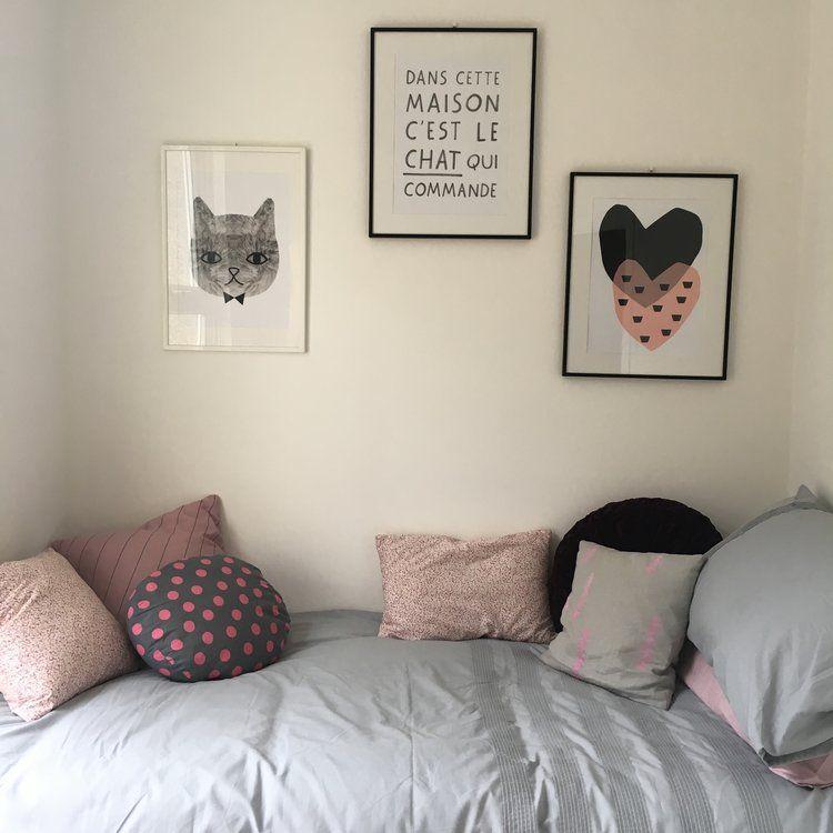 My daughter's bedroom makeover | Unisex kids room, Room ...