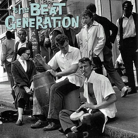 Beat Generation in Greenwich Village...our version of the Goths ...