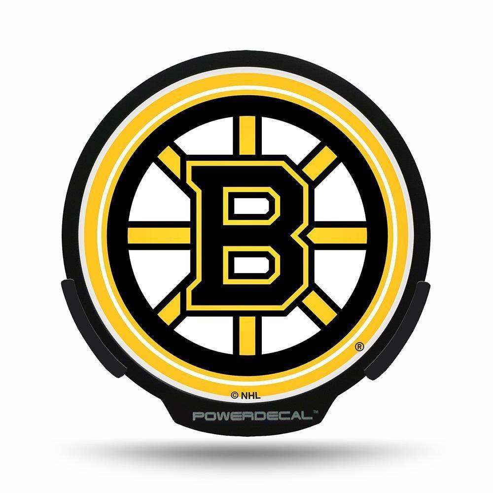 Boston Bruins NHL Power Decal hockeynhlteamsdecals (With