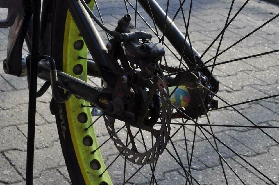 Ns Bikes Suburban Dirtbike 24 Quot Avid Truvativ Khe In Hessen