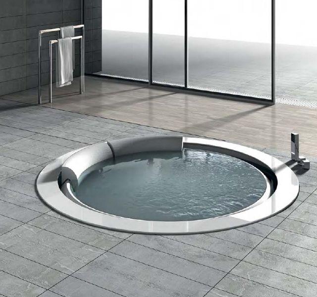 Beautiful Bathrooms Houzz: Bolla Sfioro Airpool Bathtub