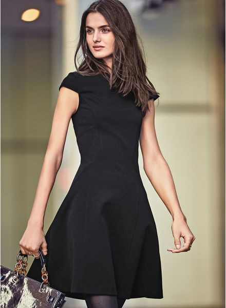 Black Compact Dress Outfits To Wear Pinterest Dresses Dresses