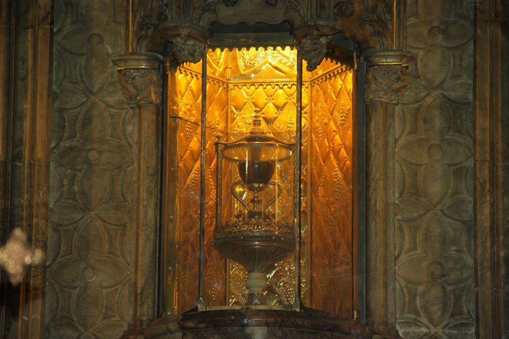 EL SANTO GRIAL- Catedral de Santa María de Valencia