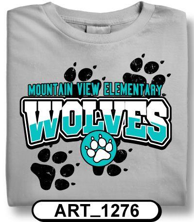 Design custom school spiritwear t shirts hoodies team for Spirit t shirt ideas