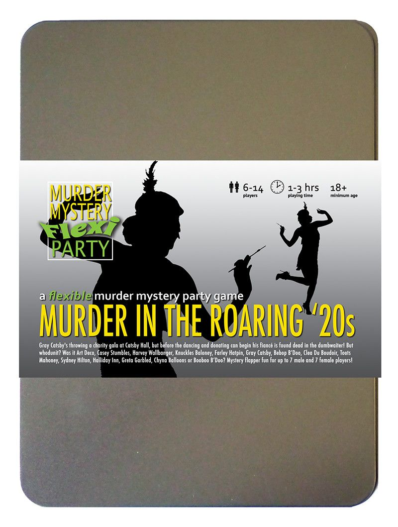 Pin on Our Murder Mystery Party Games