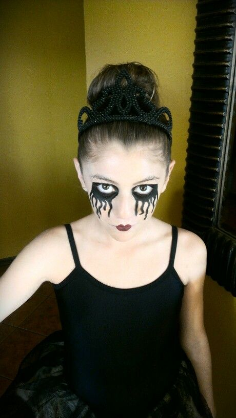 Ballerina Makeup Wallpapers High Quality: Halloween Makeup....dead Ballerina....evil Ballerina