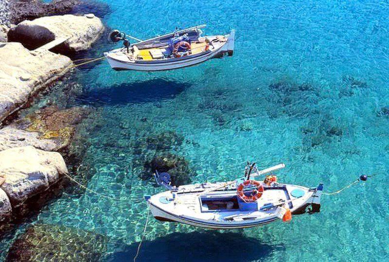 This is GREECE Flying Boats in Aegean Sea kimolos  smaller