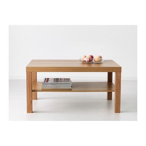 Lack Coffee Table Oak Effect Hogarth Kitchen