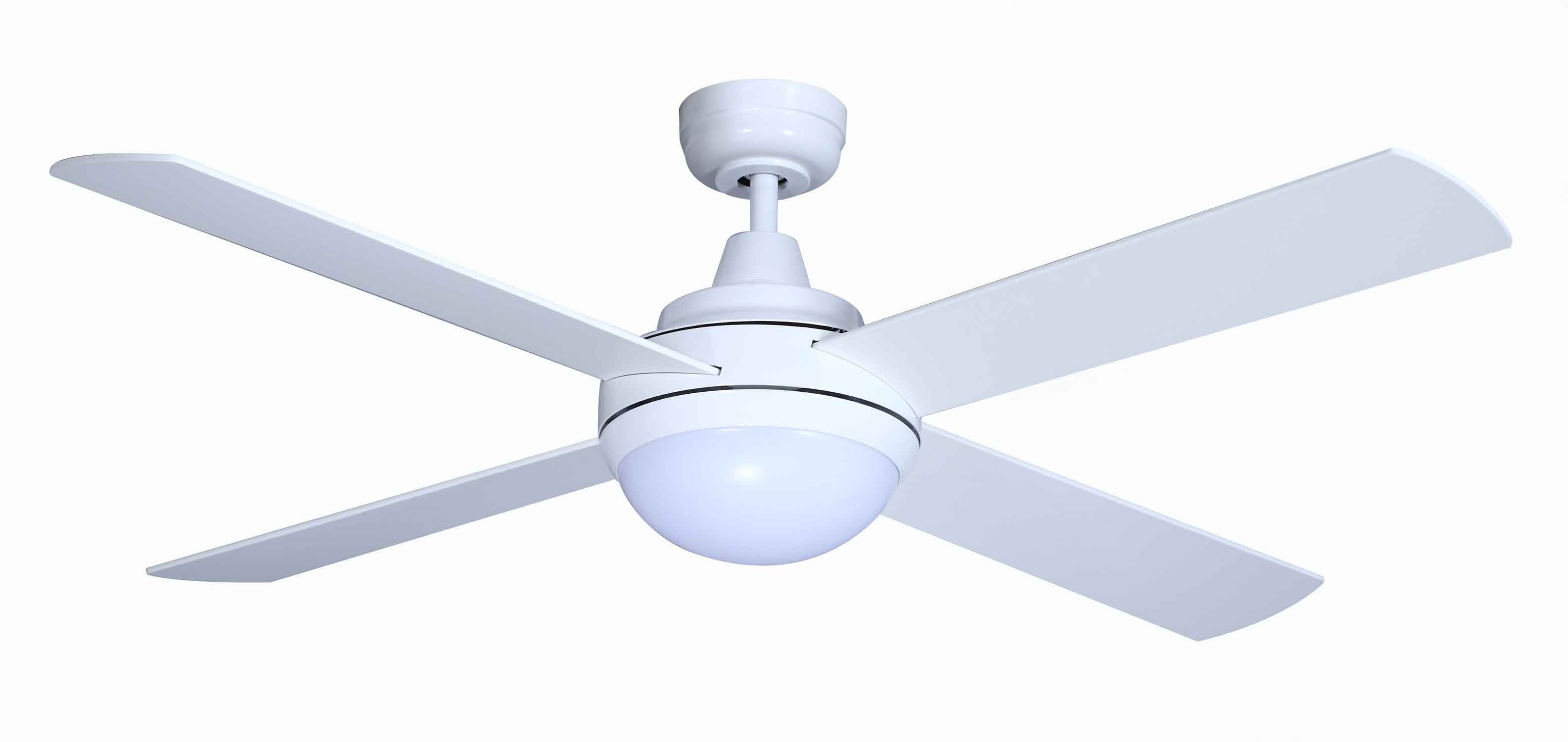 Caprice 1300 Ceiling Fan with B22 Light CEILING FANS