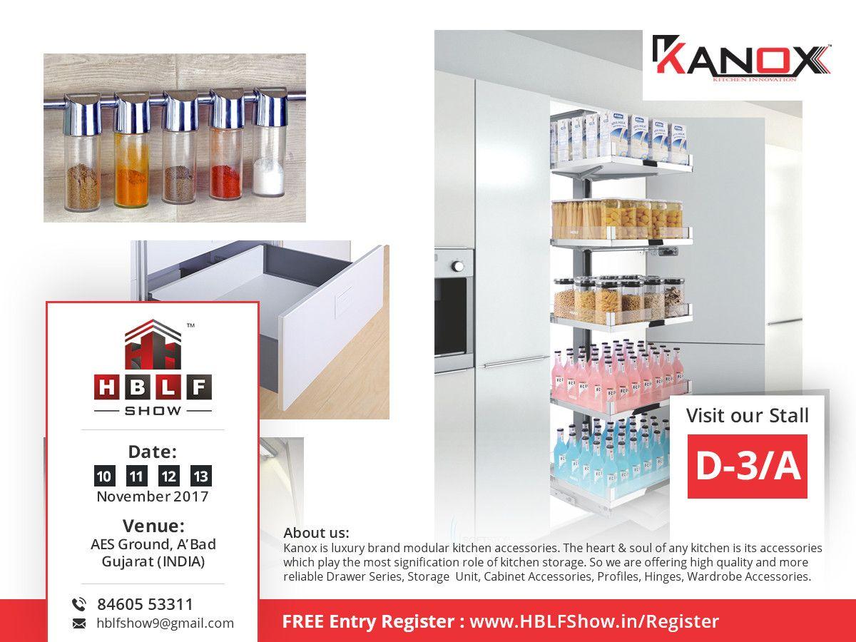 Kanox is luxury #brand #modular #kitchen #accessories. The heart ...