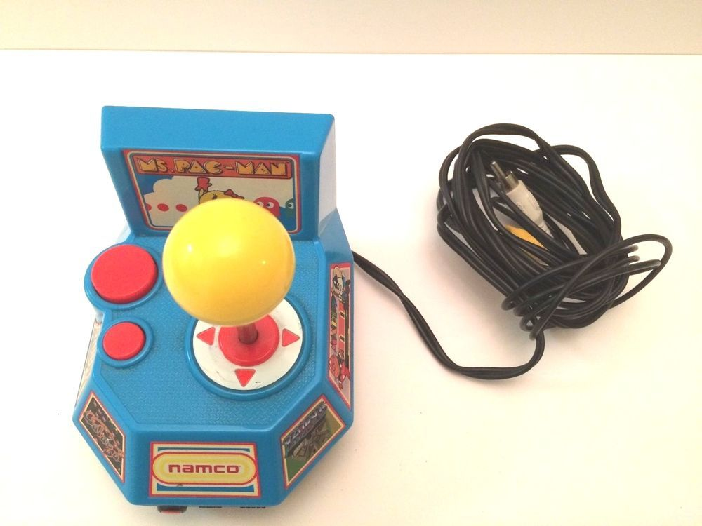 Namco Plug & Play Game 5 in 1: Ms Pac-Man, Pole Position, Galaga, Xevious, and M #Namco