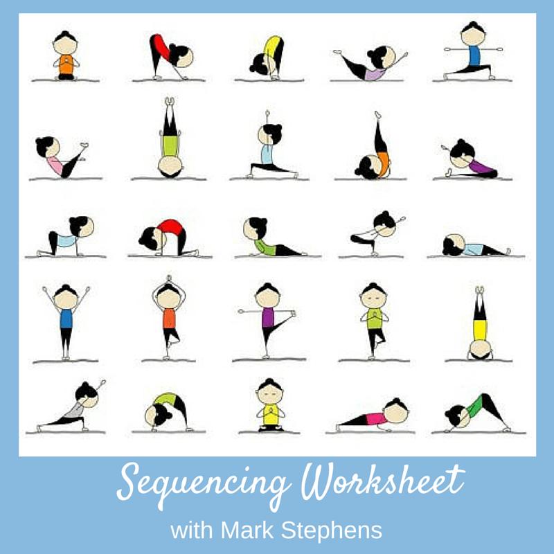 Ashtanga Primary Series Worksheet   Yoga   Pinterest   Worksheets ...