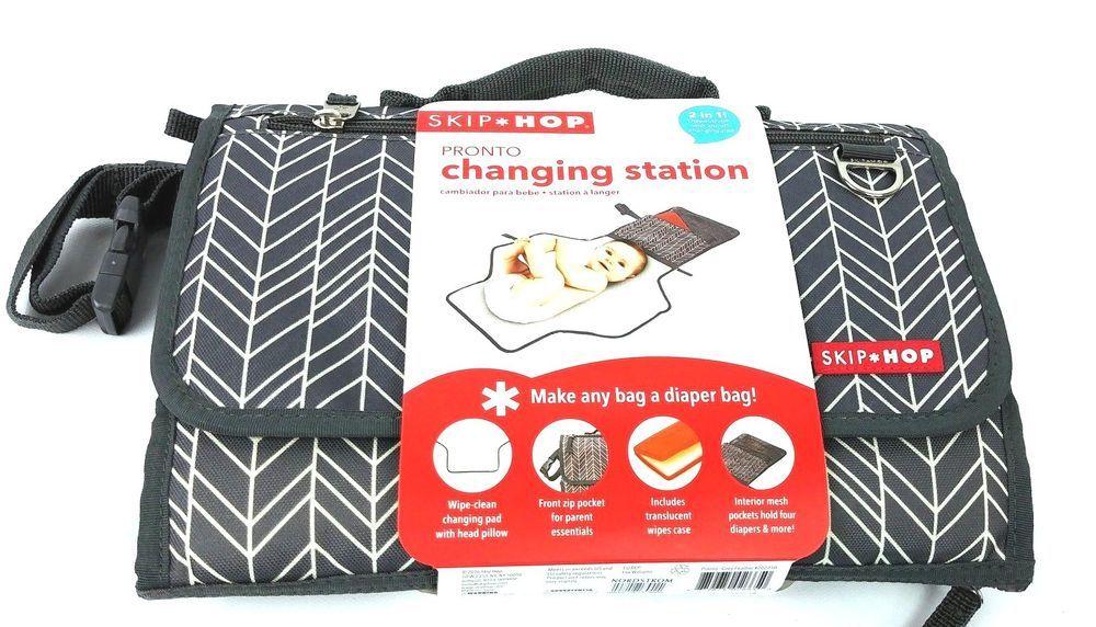 01ce6a6de41a Skip Hop Pronto Feather Signature Changing Station  SkipHop