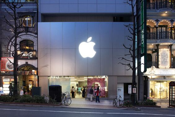 Apple store shibuya japan apple architecture pinterest a photo gallery of every apple retail store the world over gumiabroncs Gallery