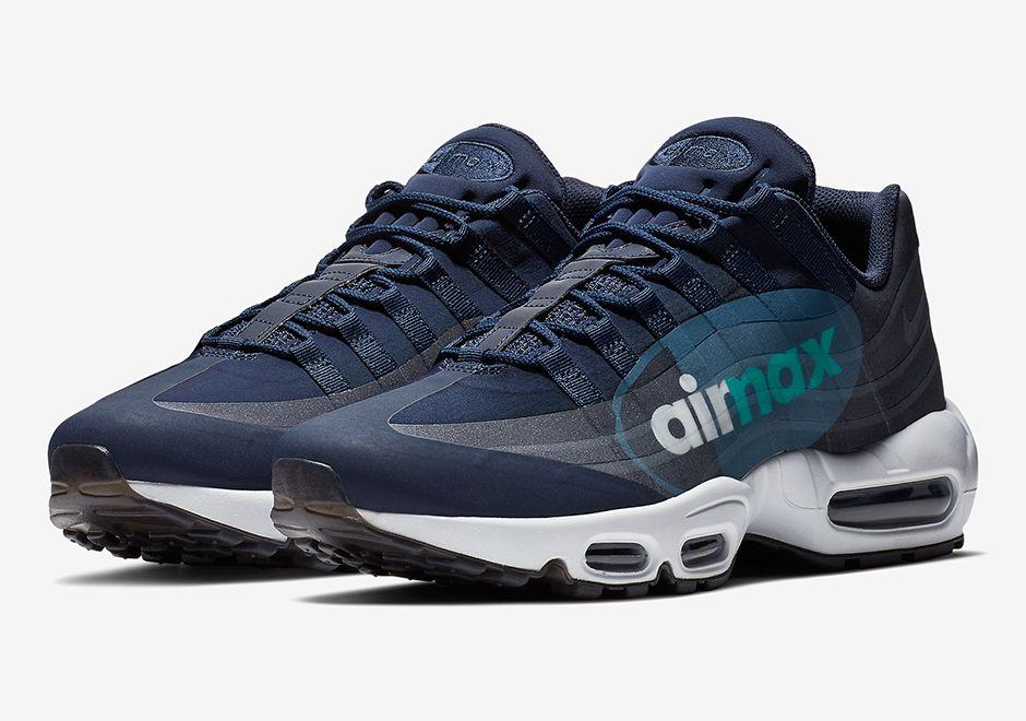 Nike Air Max 95 Big Logos