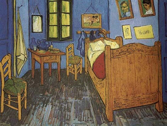 Bedroom in Arles  Van Gogh  Bedroom in Arles   Van gogh  Vans and Paintings. The Bedroom Van Gogh Painting. Home Design Ideas