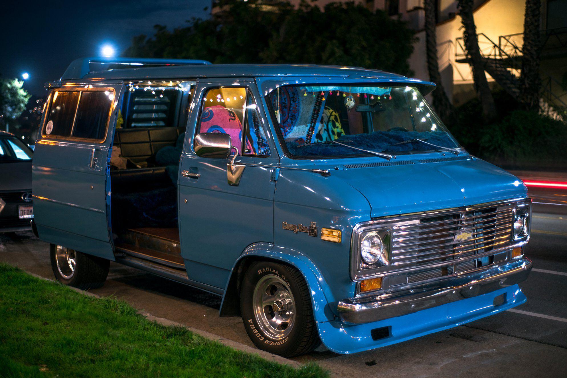 Pin by cagdesign on 70s Chevy Vans   Custom vans, Gmc vans