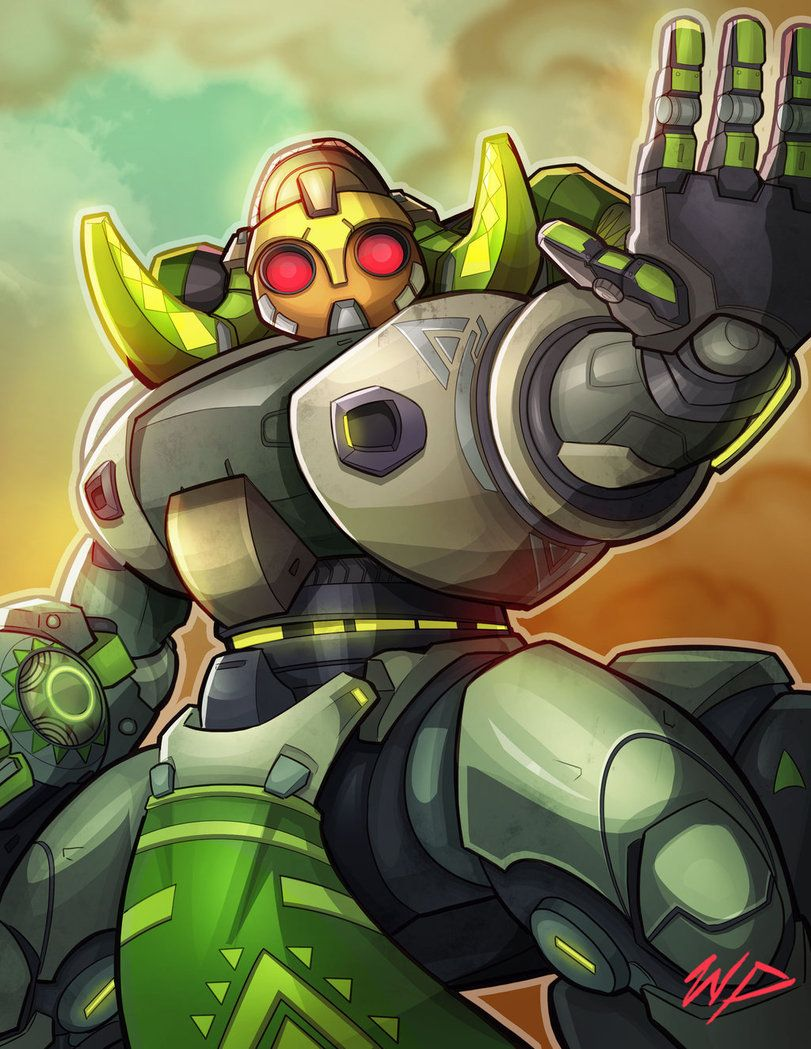 Overwatch,Blizzard,Blizzard Entertainment,фэндомы,Orisa