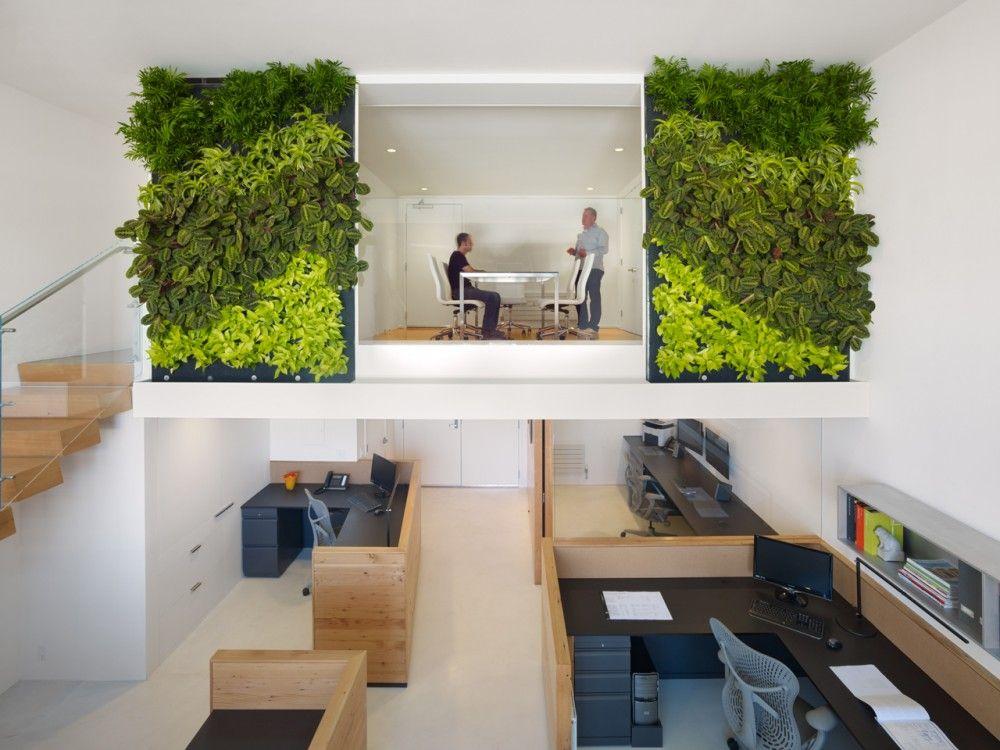 The offices of buck oneill builders jones commercial design