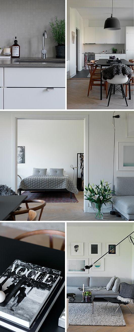 Hola Chicas!! Una buena idea y ademas low cost para decorar tu departamento (piso) estilo urbano, creo que es una buena opción y te tengo una galerías de fotografías con estilos muy fáciles.