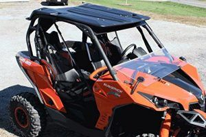 Can Am Commander Maverick Roof With Stereo Speakers Radio Can Am Commander Atv Accessories Atv Parts