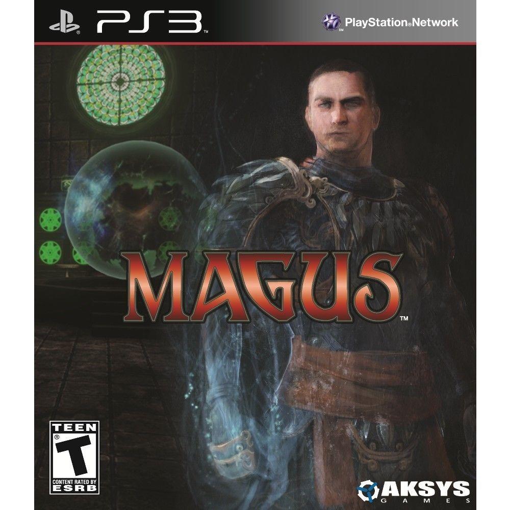 Magus (Sony PlayStation 3, 2014)