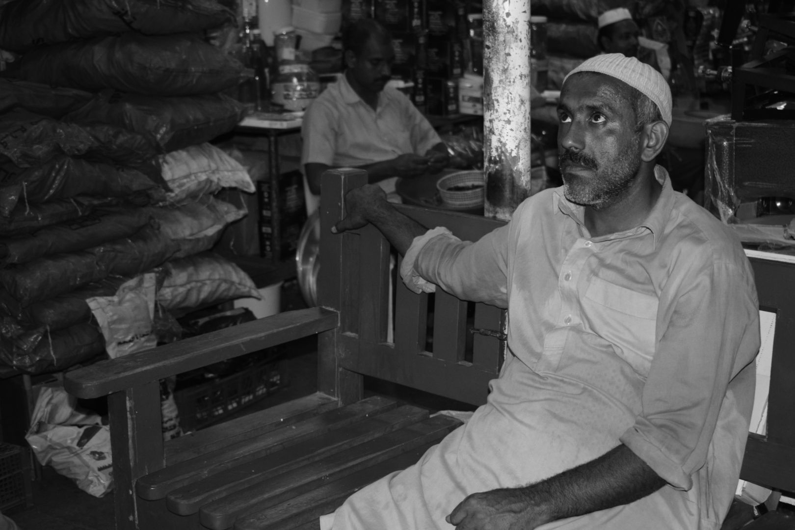 I went for a shoot to get some story teller faces, He is an Ordinary Labor working for better future for his Family.