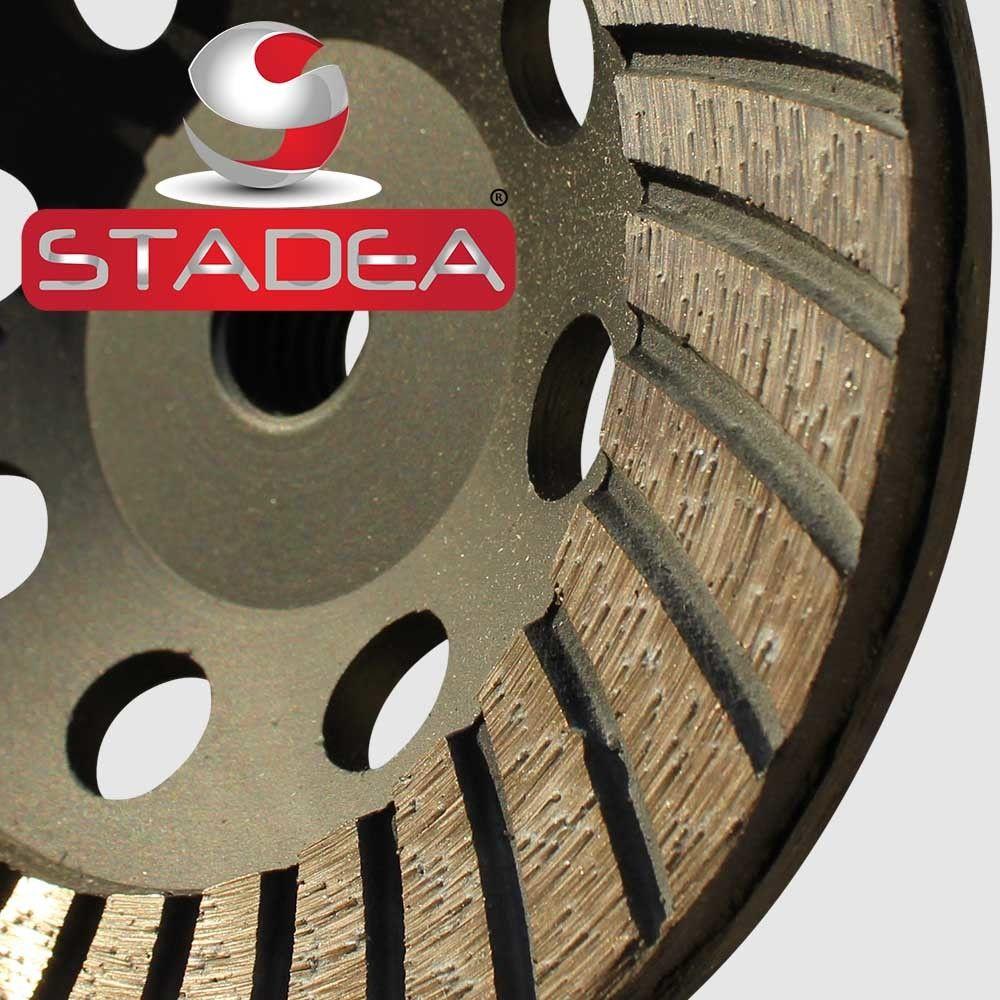 Stadea Diamond Grinding Wheel Cup Wheel For Concrete Stone Granite 4 Inch Series Super C Concrete Stone Polish Floor Concrete