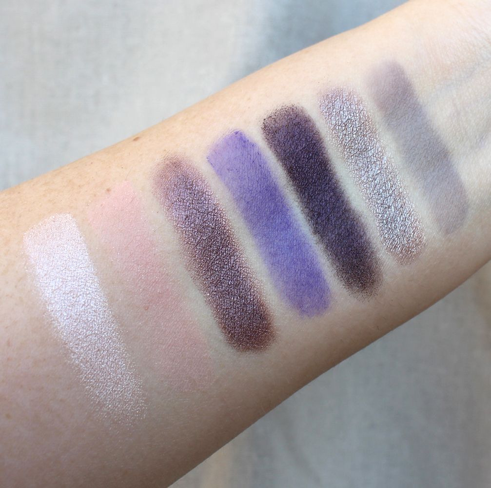 Theory Eyeshadow Palette - Theory II Minx by Viseart #4