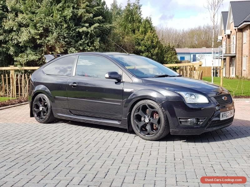 Ford Focus St 2 2006 ModifiedExhaustBargain abarth