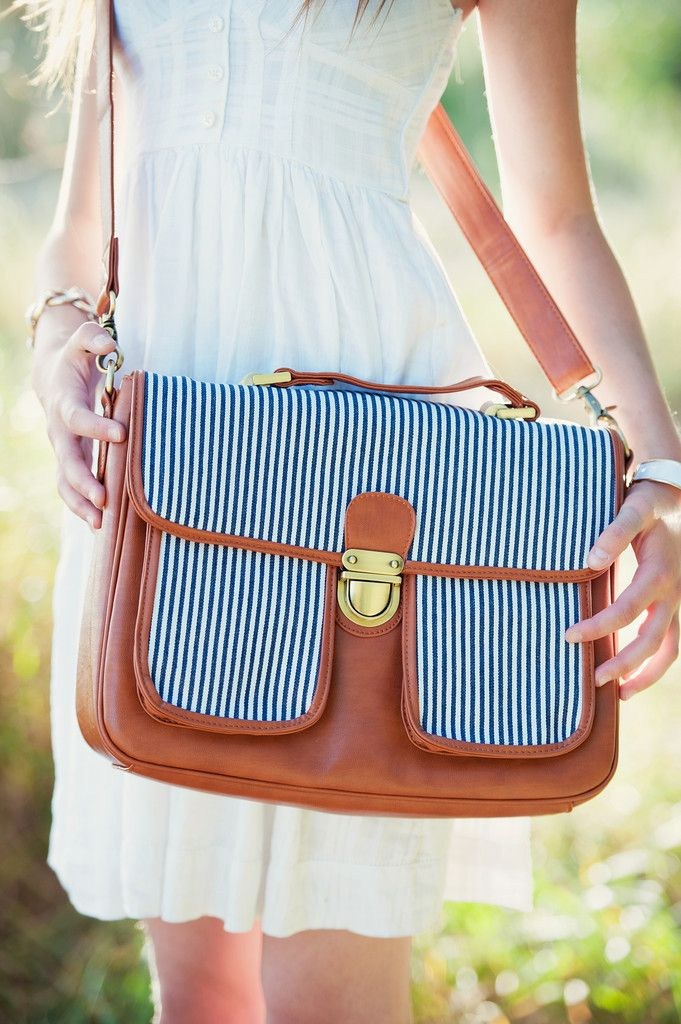 Georgia - Nautical, this is a camera bag that I would use for everything but a camera!