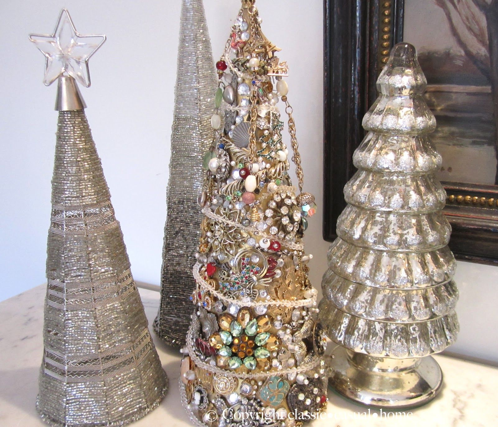 Cosy Up Your Home | Jeweled christmas trees, Cosy and Christmas tree